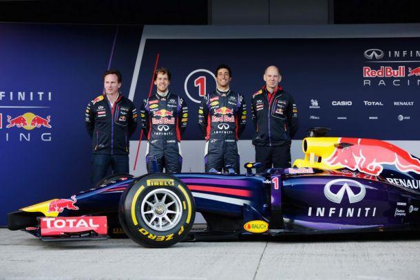 Red Bull révèle sa RB10