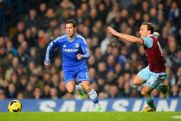 Chelsea vacila diante do West Ham e só empata no Stamford Bridge