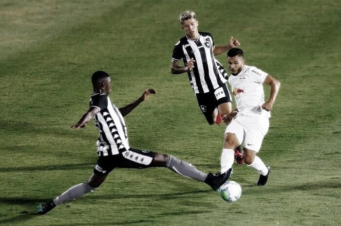 Com novidades, Botafogo e Red Bull Bragantino se enfrentam para evitar desespero