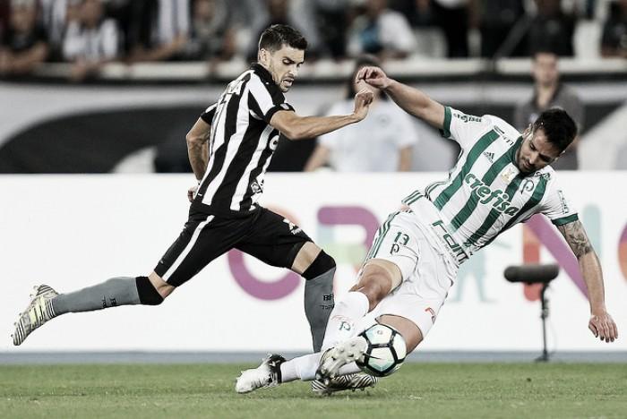 Caminho traçado: Botafogo estreia contra Palmeiras pelo Brasileirão no Rio de Janeiro