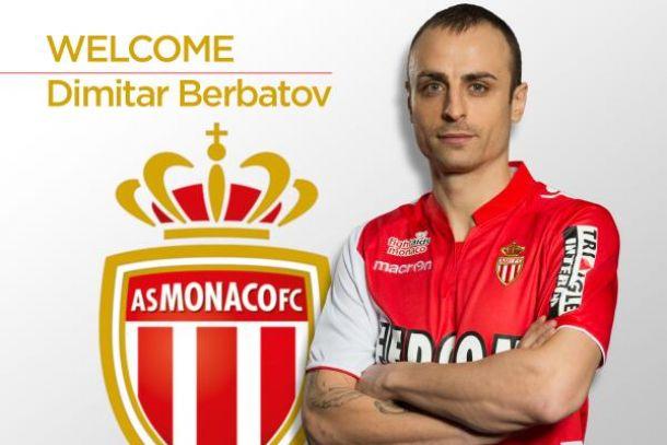 Berbatov prête à Monaco jusqu'à la fin de la saison