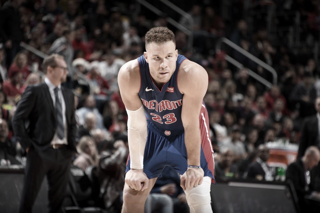 Blake Griffin undergoes knee surgery