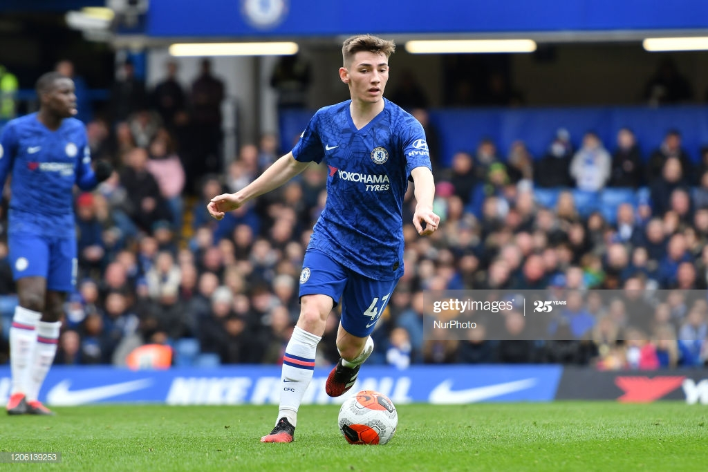 Gilmour one of four  Chelsea players nominated for the 2020 Golden Boy award