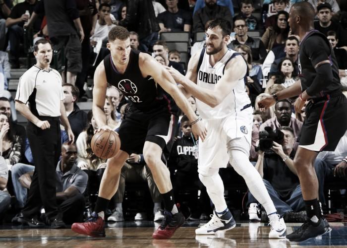 NBA, Clippers in scioltezza a Dallas. Utah si scuote contro i Nuggets