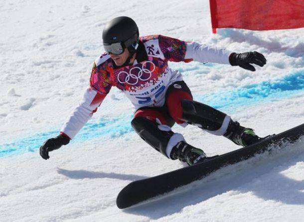 Slalom géant parallèles : La désillusion Sylvain Dufour