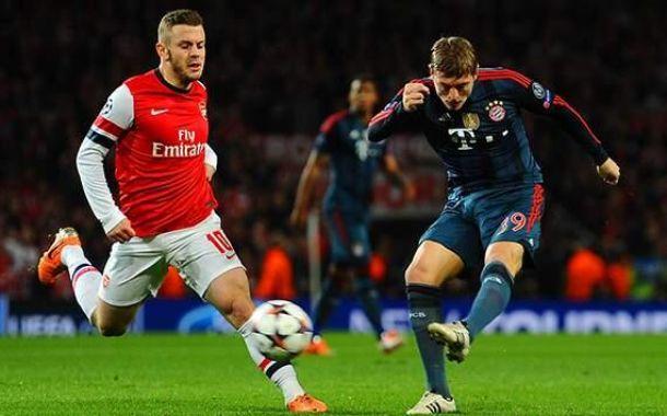Il Bayern espugna l'Emirates e ipoteca la qualificazione ai quarti