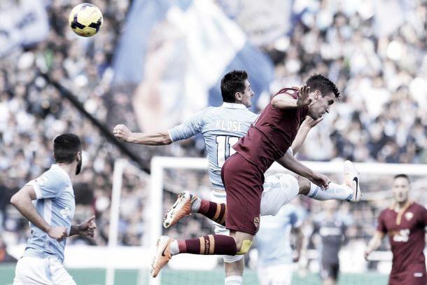 Em jogo fraco, Lazio e Roma terminam sem gols