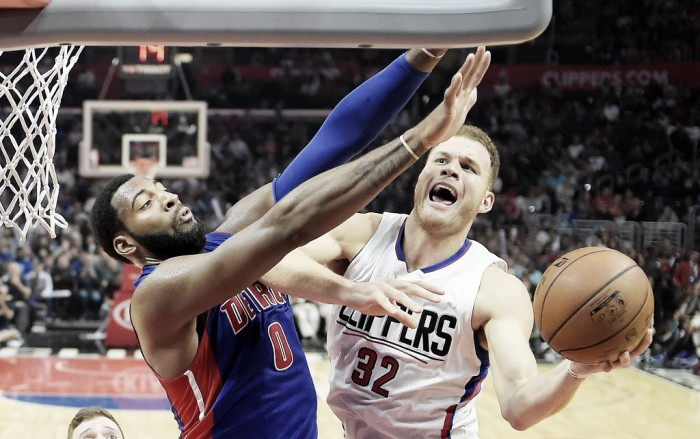 LA Clippers Send Blake Griffin To The Pistons