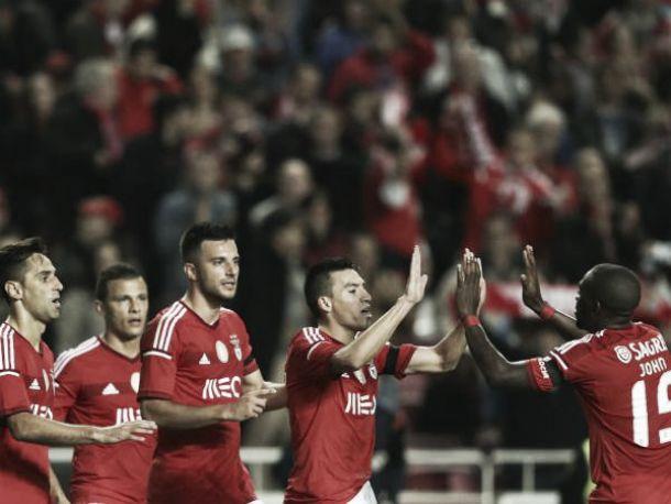 Resumo da Jornada: 2014 termina com Benfica Campeão de Inverno