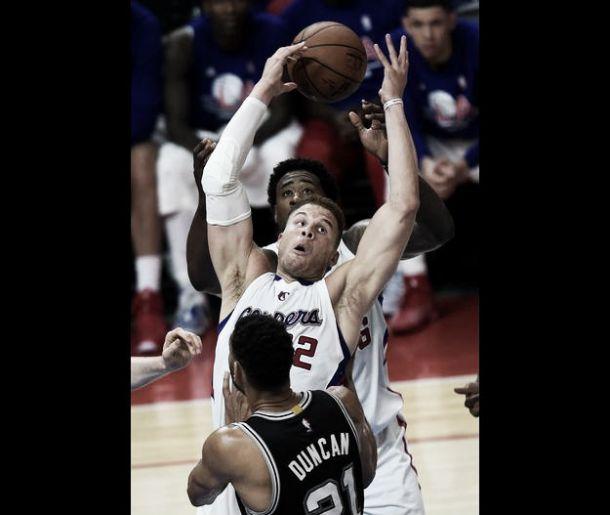 Los Clippers triunfan gracias una gran noche de Paul y Griffin