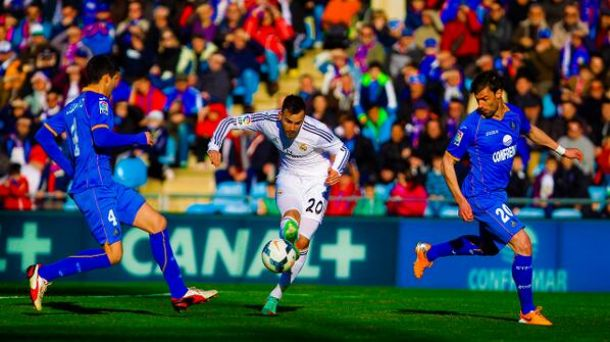 Diretta Getafe - Real Madrid in Liga