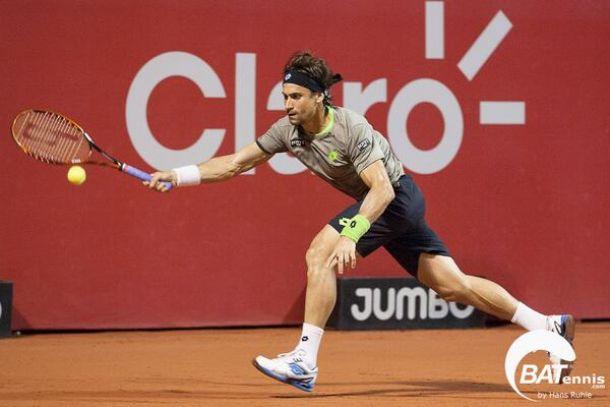 Debut irregular de David Ferrer en Buenos Aires