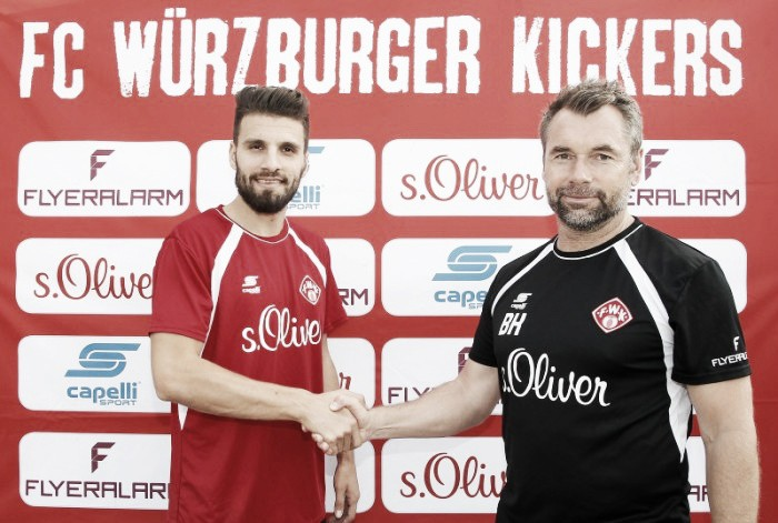 Würzburger Kickers capture Júnior Díaz and Valdet Rama