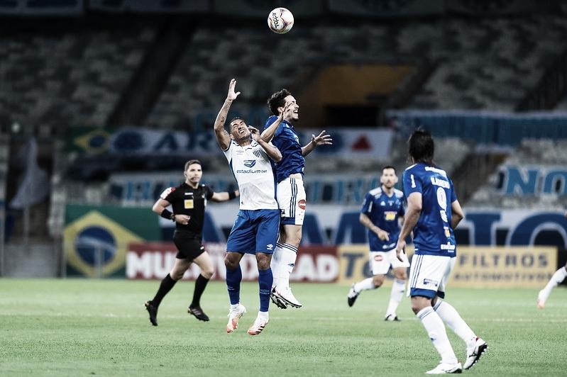 """Ney Franco resume frustração após derrota do Cruzeiro em casa: """"Incompetência ofensiva"""""""