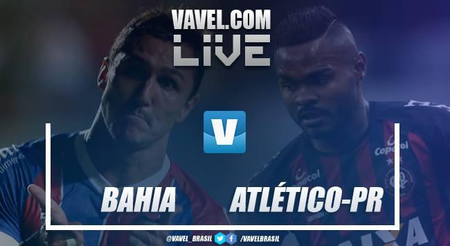 Resultado e gols Bahia 0 x 1 Atlético-PR na Copa Sul-Americana 2018