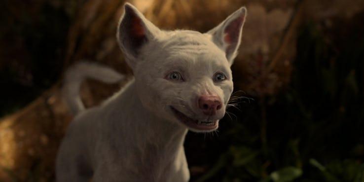 "Crítica de ""Mowgli: La Leyenda de La Selva"""