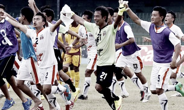 Bhutan celebrate historic World Cup qualifier over Sri Lanka as world's lowest ranked nation