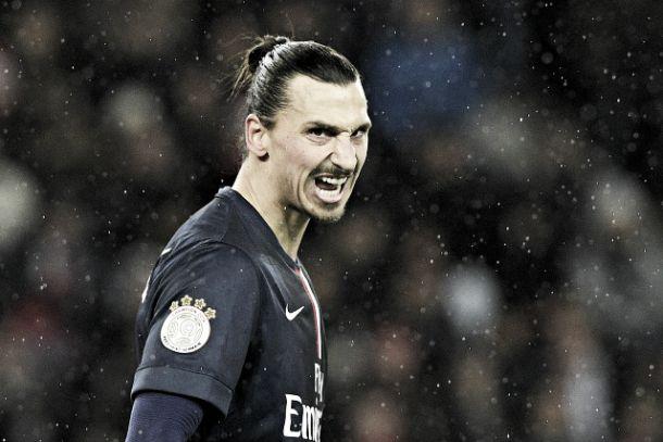 Ibrahimovic spinge il Psg in semifinale di Coppa, battuto il Saint Etienne