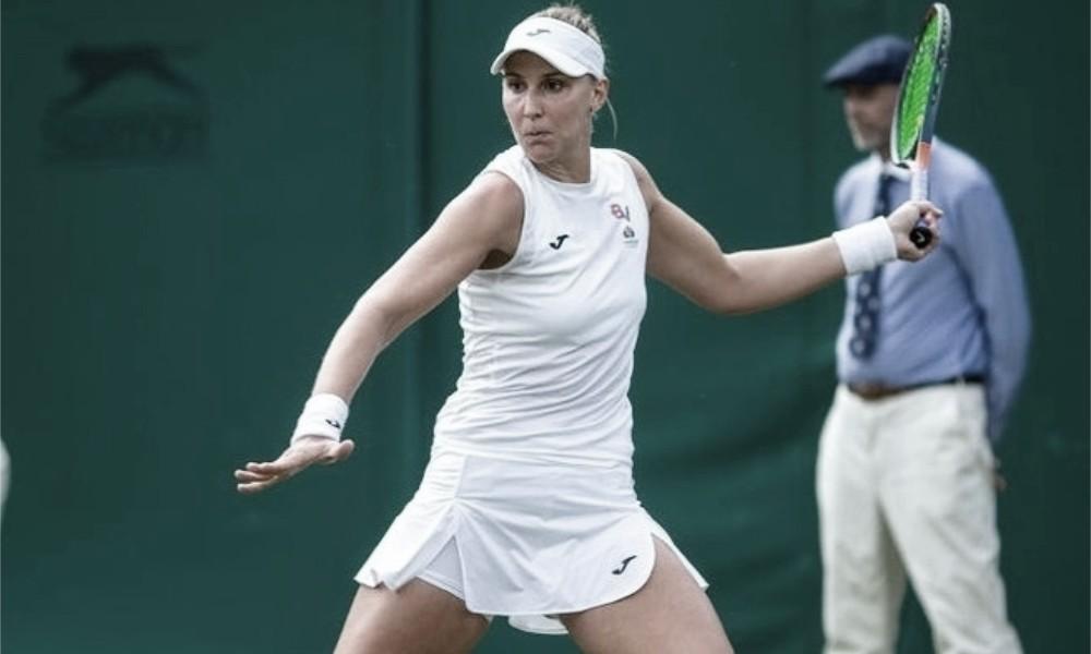 Bia Haddad perde para Volynets e é eliminada na última rodada do quali de Wimbledon