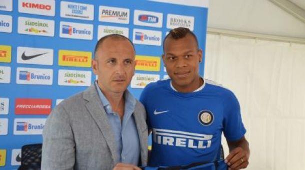 """Biabiany si presenta: """"Non so quando tornerò, ma voglio riscattarmi all'Inter"""""""