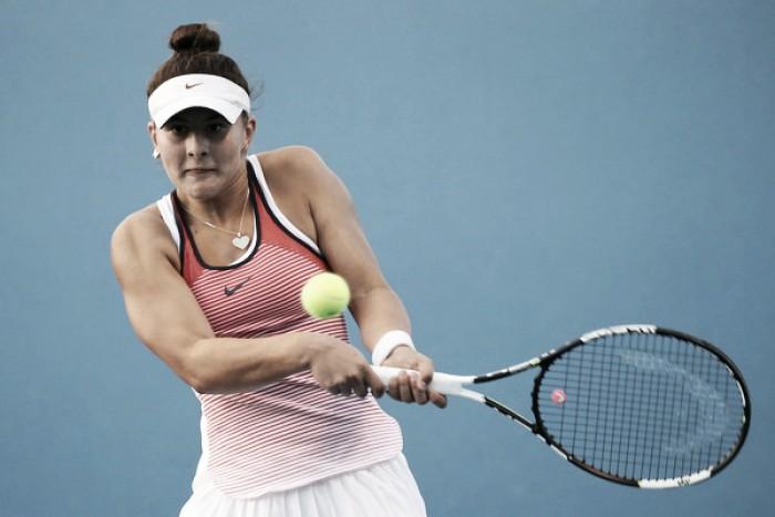 ITF $50K Saguenay: Bianca Vanessa Andreescu stuns defending champion Jovana Jaksic
