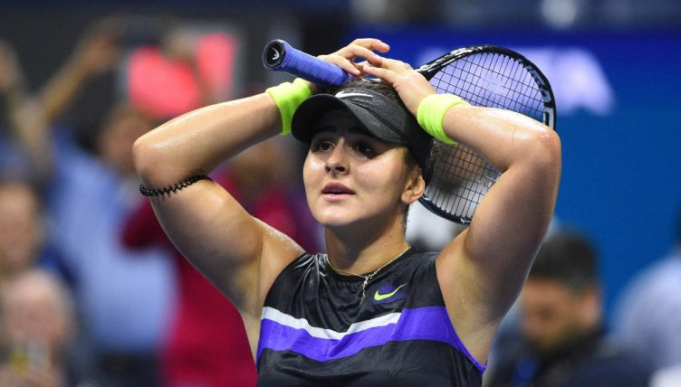 Bianca Andreescu to skip the rest of the season