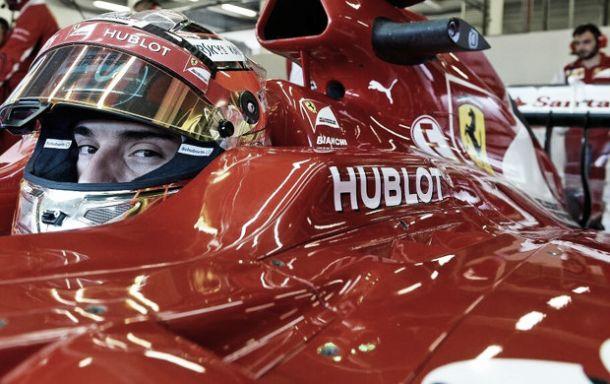 Jules Bianchi não pensa em estar na Ferrari em 2015
