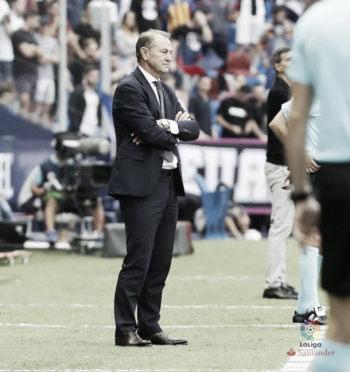 """De Biasi: """"Para ganar al Eibar tenemos que correr mucho más que ellos"""""""