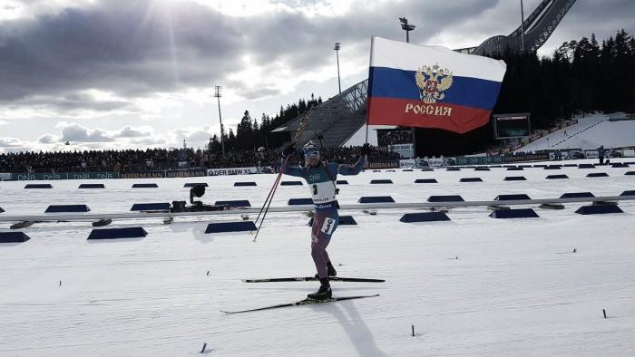 Biathlon - Oslo, inseguimento maschile: tra i due litiganti il terzo gode, Shipulin batte Fourcade e Boe
