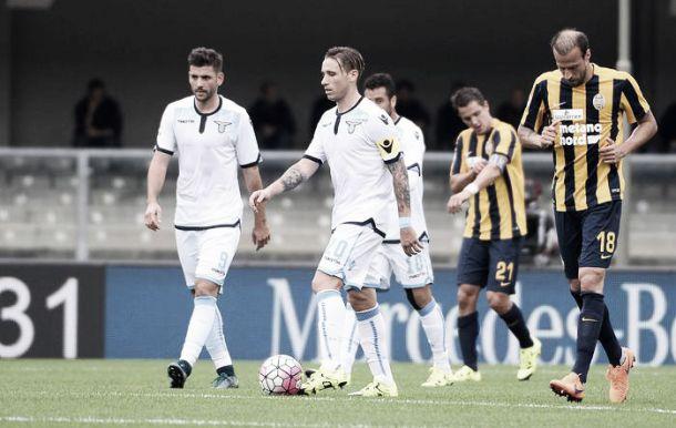 """Verona-Lazio 1-2, Pioli: """"Biglia fondamentale, lezione imparata"""". E Mandorlini recrimina"""