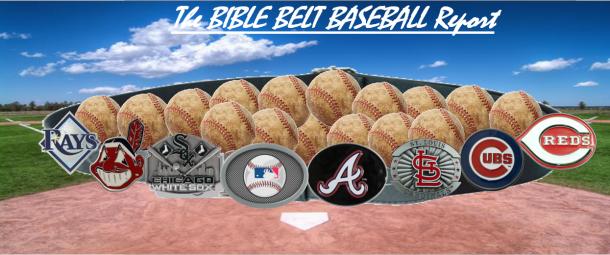 Bible Belt Baseball Report: Sunday April 25th