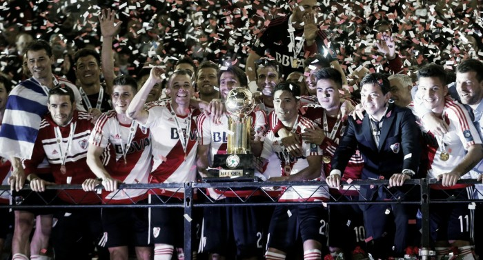 River - Independiente Santa Fe: Los últimos enfrentamientos