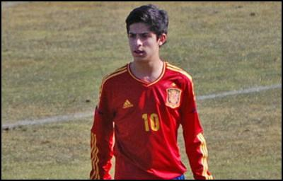 'Bicho', de nuevo convocado con la selección sub-17