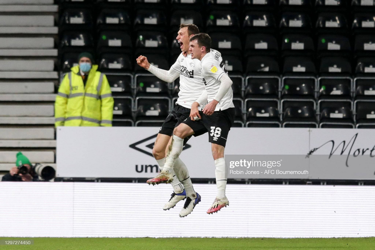 Derby County 1-0 AFC Bournemouth: Bielik earns Rooney first win as Rams permanent manager