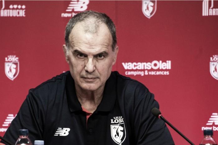 """Marcelo Bielsa: """"Me dio tanta alegría por el grupo de jugadores"""""""