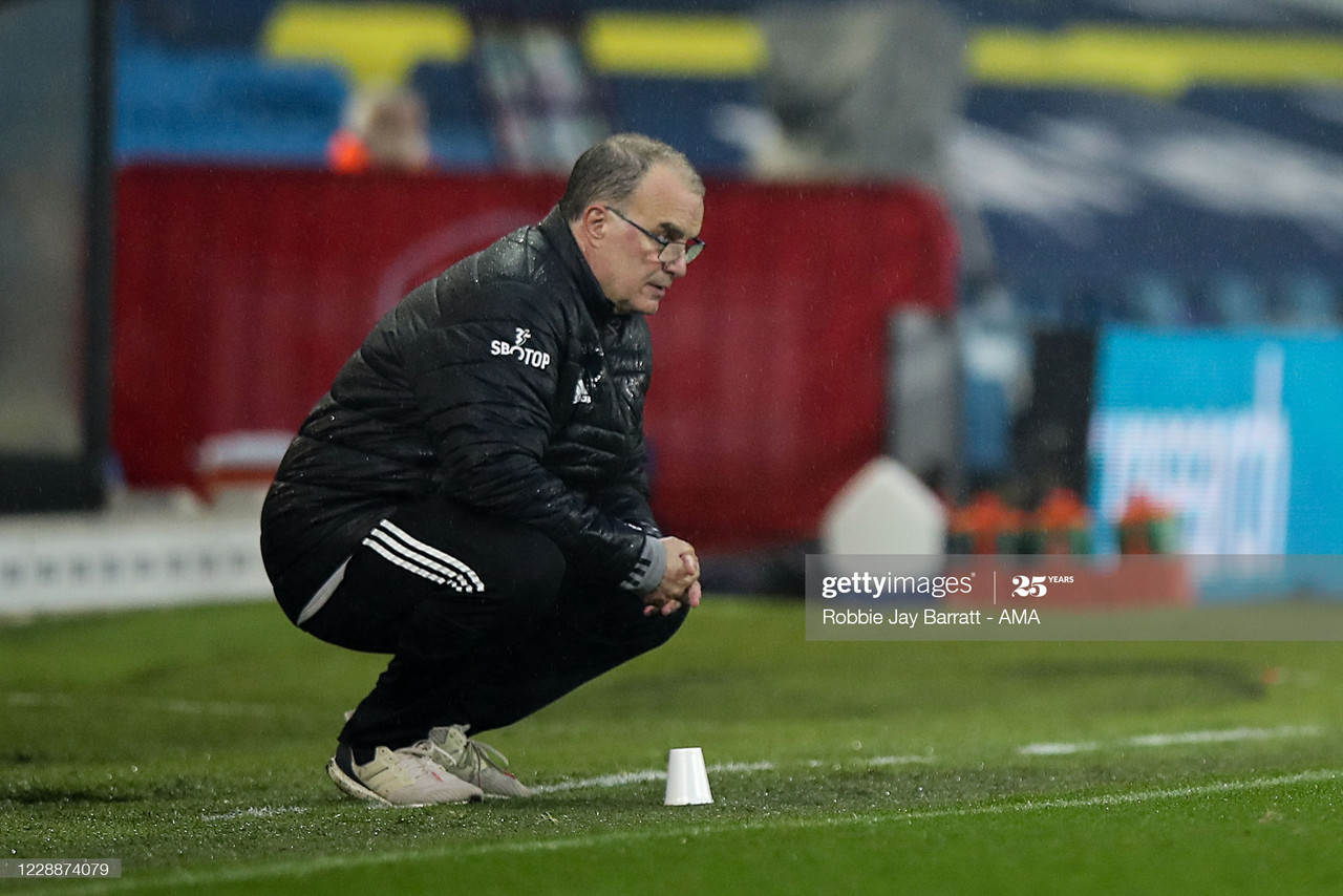 The five key quotes from Marcelo Bielsa's post-Wolves press conference