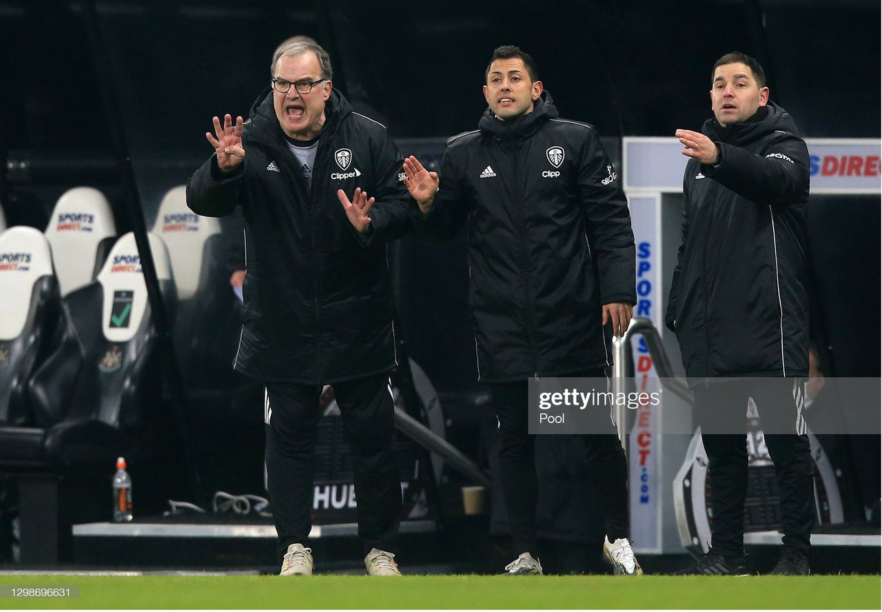The Key Quotes from Marcelo Bielsa's post-Newcastle United press conference