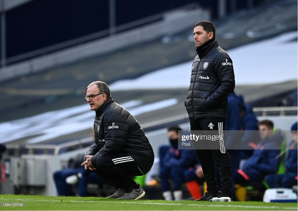 The Key Quotes from Marcelo Bielsa's post-Tottenham Hotspur press conference