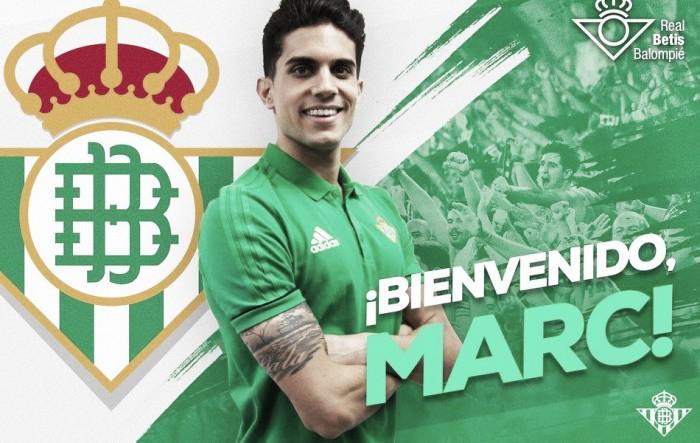 Após dois anos no Dortmund, Marc Bartra retorna ao futebol espanhol e acerta com Betis até 2023