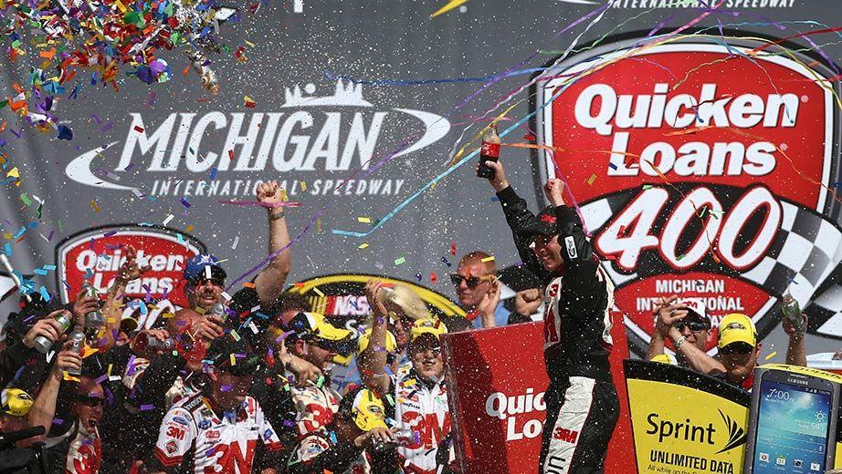 NASCAR - Michigan : Biffle offre la 1000e victoire à Ford