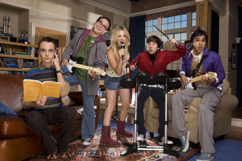 The Big Bang Theory chega ao fim