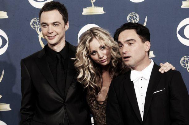 Los protagonistas de 'The Big Bang Theory' cobrarán un millón por capítulo