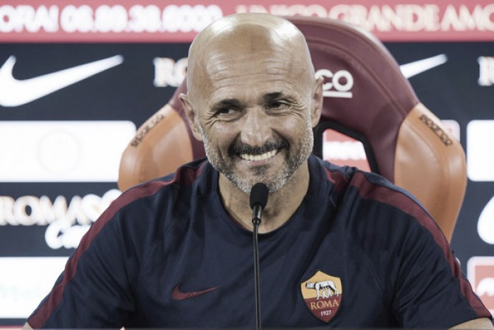"""Roma, Spalletti diretto in conferenza stampa: """"Bisogna assolutamente vincere col Chievo"""""""