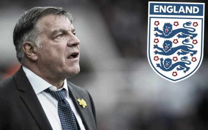 Opinion: Big Sam offers what England require right now
