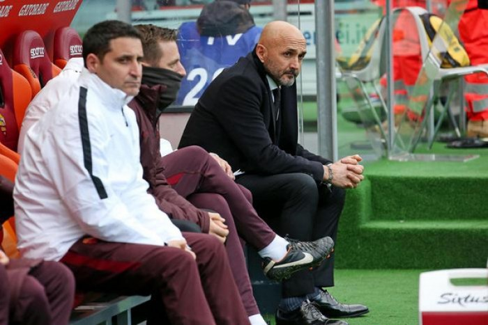 Juventus-Roma: le parole a caldo di Spalletti