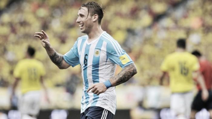 Biglia, sin Copa América