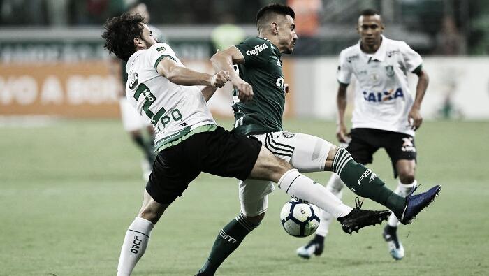 Palmeiras atropela América-MG e fica a uma vitória do título brasileiro