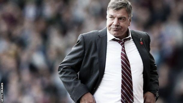 Sam Allardyce parts company with West Ham United