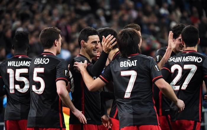 Il Bilbao espugna Marsiglia: Aduriz decide la sfida d'andata