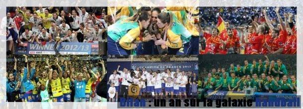 PSG, Espagne, Metz, Hambourg, Györ, Brésil : ce qui a fait le handball en 2013